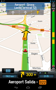 CoPilot Premium UK+IRE Sat Nav - screenshot thumbnail