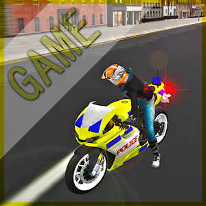 Police Motorbike Simulator for PC and MAC
