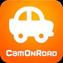 Видеорегистратор GPS навигатор icon