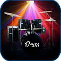 Musical Drums with Light icon