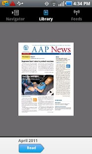 AAP News - screenshot thumbnail