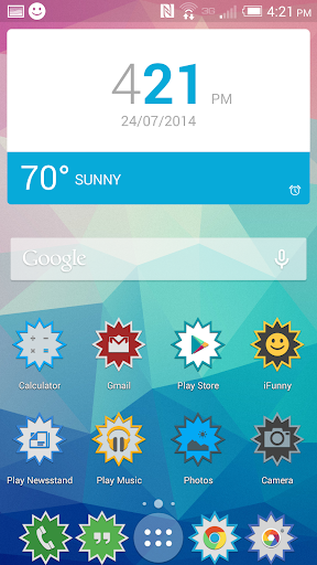 Spike - icon pack
