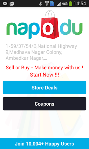 Napodu - Deals and Coupons