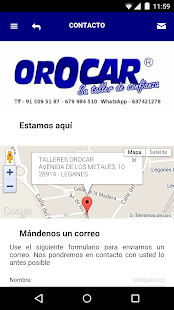 Talleres Orocar- screenshot thumbnail