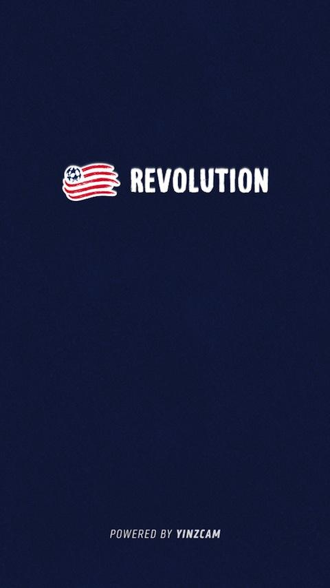 NE Revolution MatchDay- screenshot