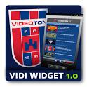 Vidi widget 1.0 icon