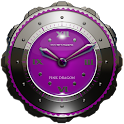 Dragon Clock Widget pink icon