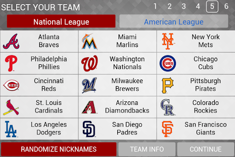MLB Manager 2015 - screenshot