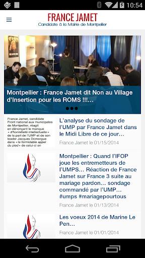 Montpellier fait Front