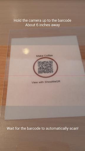 ShowMeQR - Scanner iBeacon