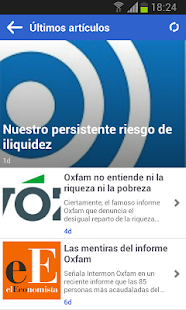 Juan Ramón Rallo App - screenshot thumbnail