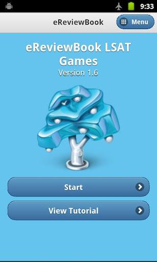 eReviewBook LSAT Games