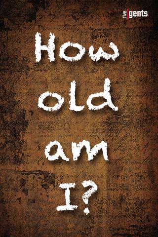 私は何歳だ?