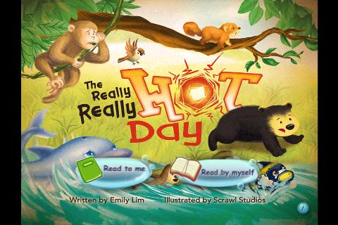 The Really Really Hot Day