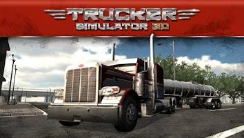 Screenshot of 3D Truck Parking Simulator