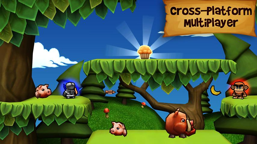 Muffin Knight FREE - screenshot
