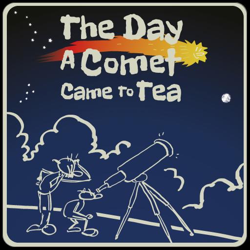 Comet Book LOGO-APP點子