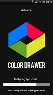 Color App Drawer PRO - screenshot thumbnail