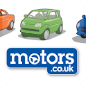 Motors.co.uk car search logo