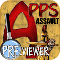 Apps Assault Previewer icon