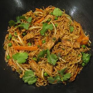 Hoisin Turkey Noodles