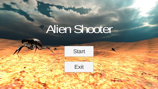 【免費動作App】Alien Shooter-APP點子