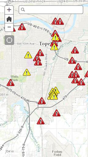 Topeka Traffic Guide