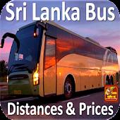 Lanka bus Distances & Prices