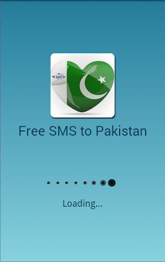 Free SMS to Pakistan