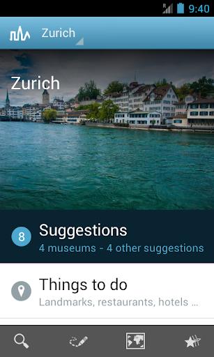 Zurich Travel Guide by Triposo