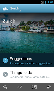 Zurich Travel Guide by Triposo - screenshot thumbnail