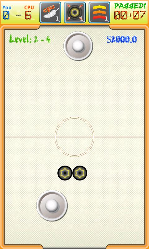 Air Hockey Challenge- screenshot