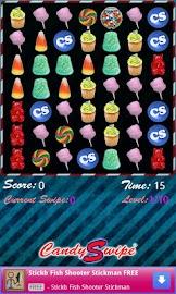 Candy Swipe® 2.0 FREE Screenshot 2