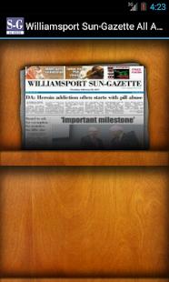 Sun-Gazette All Access - screenshot thumbnail