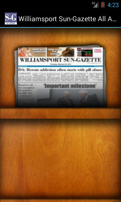 Sun-Gazette All Access- screenshot