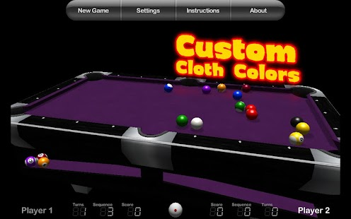 Billiards 模擬 App-愛順發玩APP