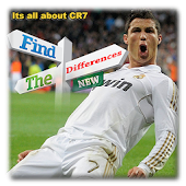 Ronaldo Find Differences