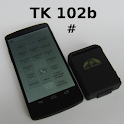 TK 102b # SMS-Codes versenden icon