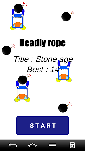 Deadly Rope
