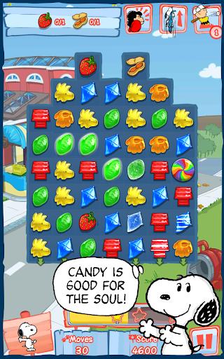 Snoopy's Sugar Drop