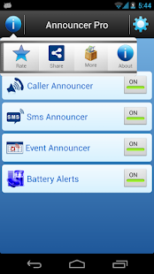 Caller Name Announcer Pro-Talk - screenshot thumbnail