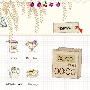CUKI Theme Tea Time 娛樂 App LOGO-APP試玩