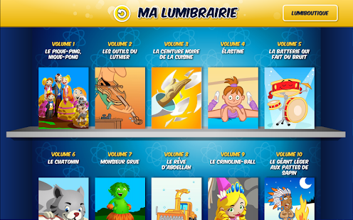 Annie Brocoli – Lumi-livre- screenshot thumbnail
