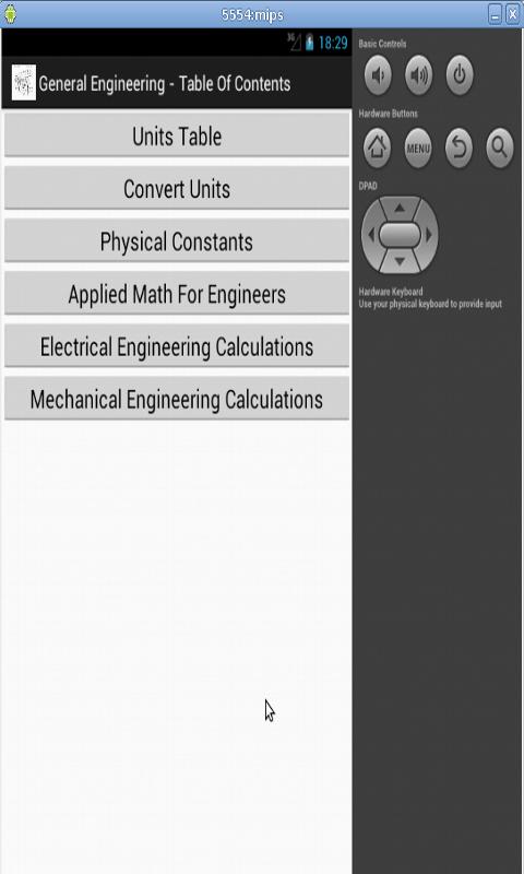 General Engineering Free - screenshot