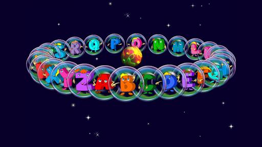 ABC Puzzle: Space Journey free