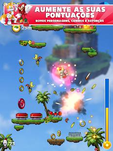 Sonic Jump Fever - screenshot thumbnail