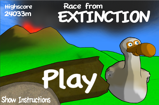 Race from Extinction