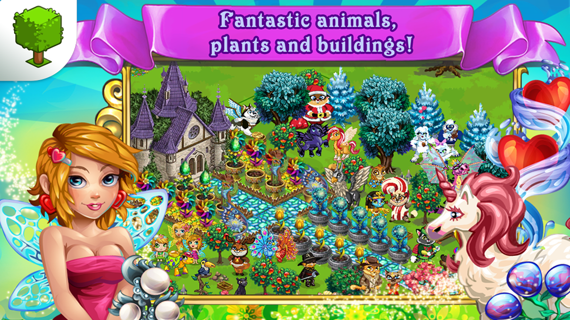 Fairy Farm - screenshot