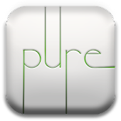Pure GO Launcher Getjar Theme