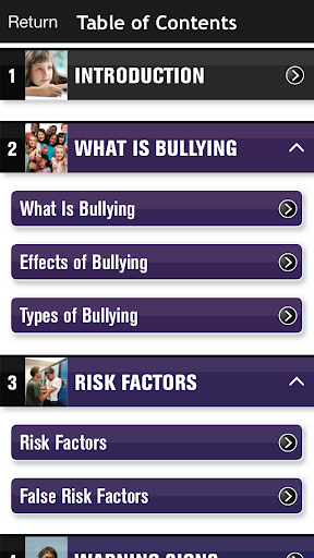 Bullying for Parents Leaders